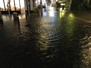 世田谷大雨4